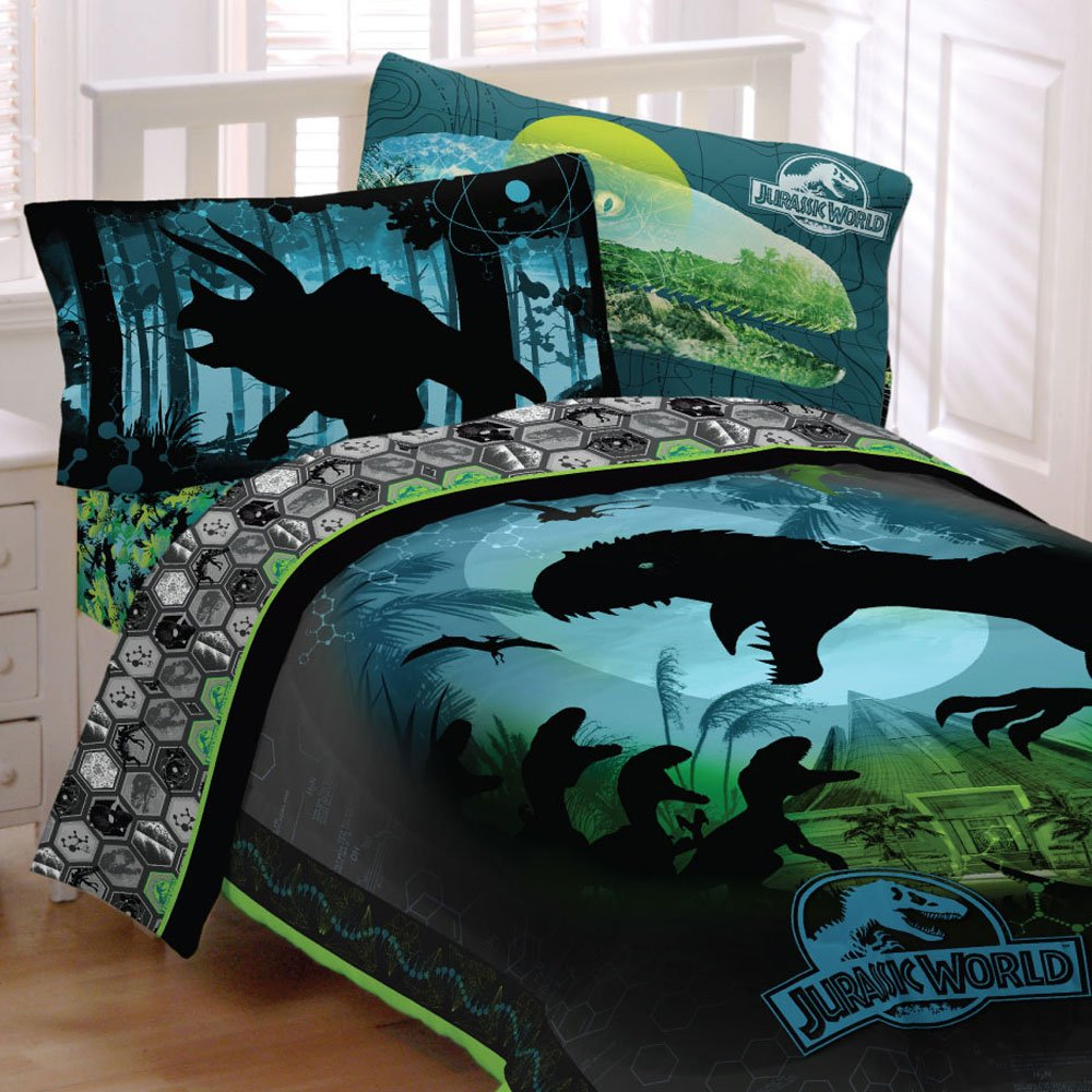 Get Quotations Juric World 4pc Twin Comforter And Sheet Set Bedding Collection