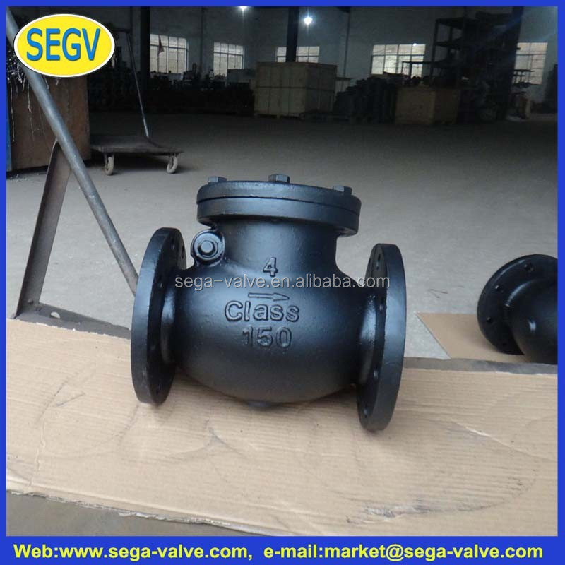 castel solenoid valves Cast iron swing check valve