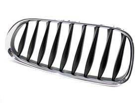 BMW e85 e86 Kidney Grille LEFT Front grill OEM radiator nose grill vent e86