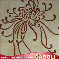 Caboli interior wall flower painting