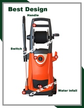 H603 portable high pressure car washer 220v pressure washing machine pump