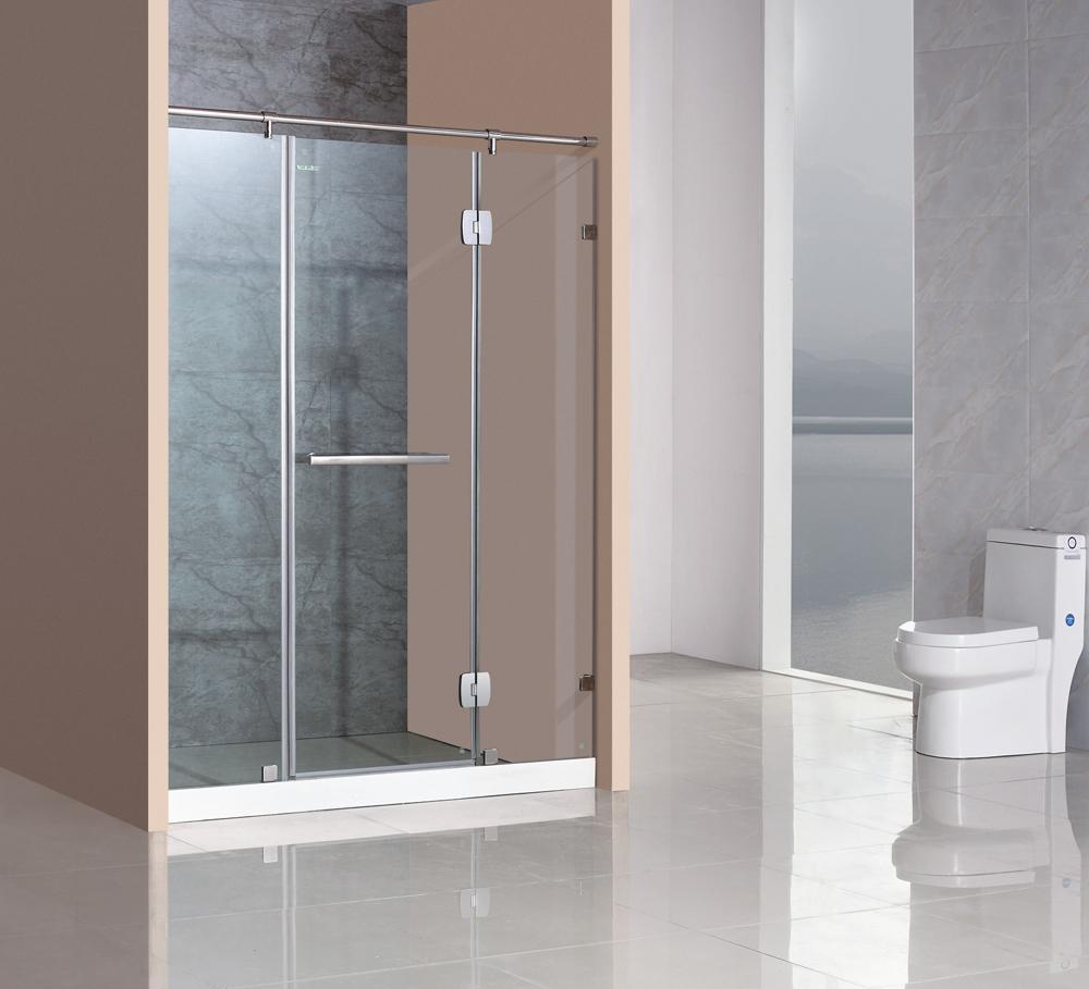 Venta Al Por Mayor 3 Panel De Puertas Correderas De Cristal Compre  ~ Puertas Correderas De Cristal Para Baños