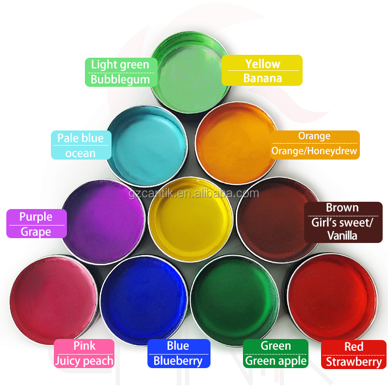 OEM custom best salon use styling products coloured hair wax gel