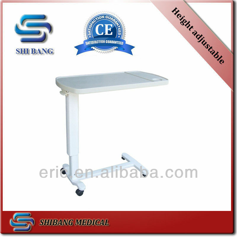 2014 hot sale Medical Hospital ABS small bedside tables