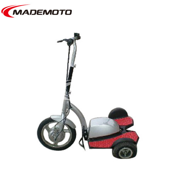 Wholesale Personal Transport 3 Wheels 350W Electric Scooter for Adults