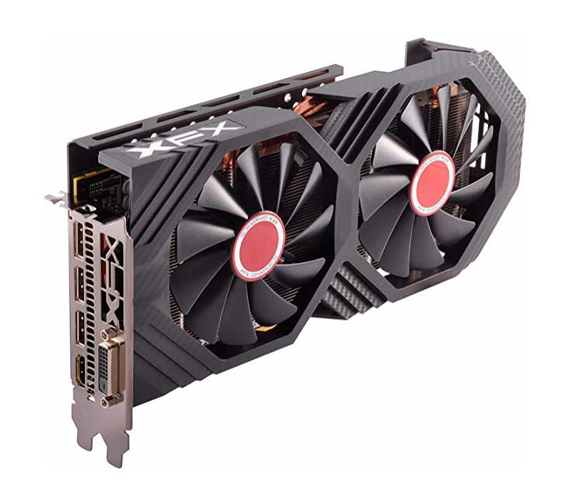 AMD Radeon RX 580 8GB GDDR5 PCI <strong>Express</strong> 3.0 Graphics Card