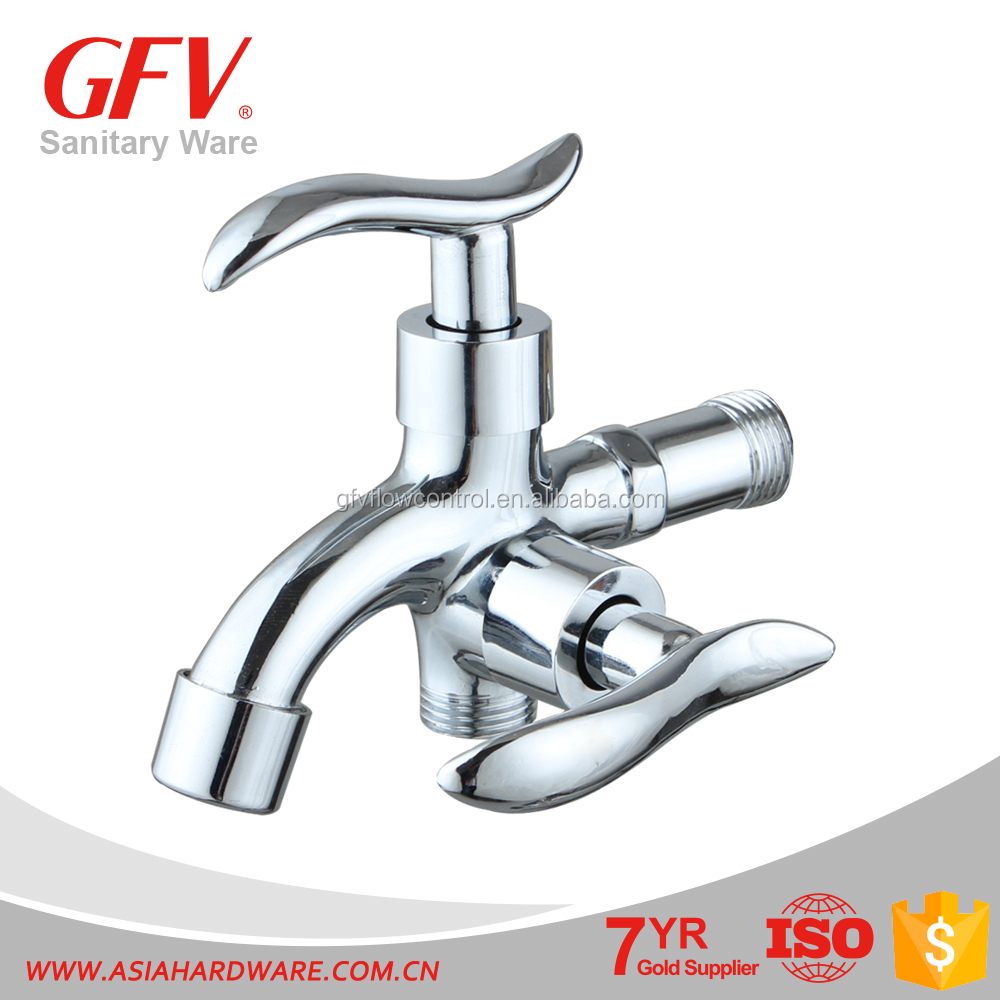 GFV-T2055 China supplier outdoor garden washbasin sencor push water tap