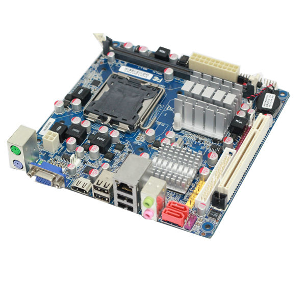 good price mainboard g41 socket 775 motherboard for HTPC supports DDR3/ VGA/HDMI/LPT /PCI slot