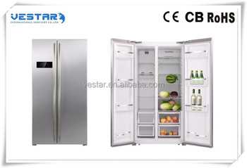 Custom Sized Cold Storage Of Fruits And Vegetables Side By Side Refrigerator  Prices