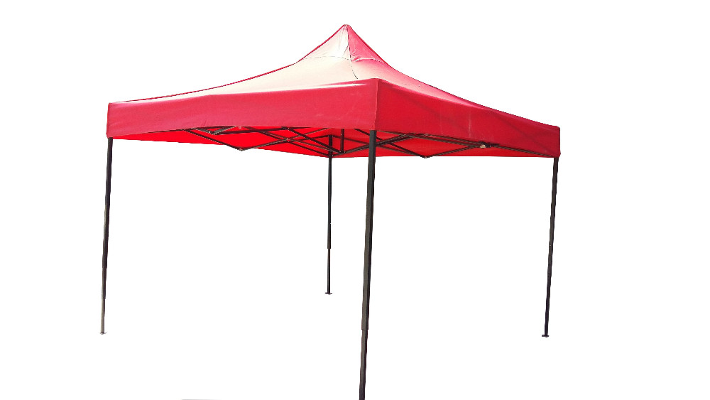 High Quality Waterproof Big Hexagon Frame Gazebo Canopy Folding Tent Professional Outdoor Trade Show