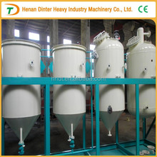 50Ton per day Best canola crude oil refinery equipment supplier