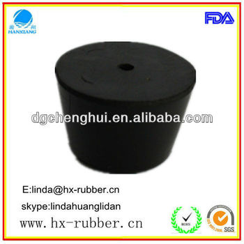 Low Price Of Rubber Stoppers/rubber Plug For Tube Fittings/ Furniture/  Perfume Bottle