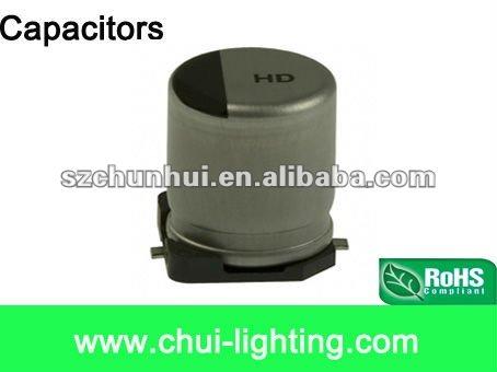Aluminum Electrolytic Capacitors 500v