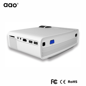 AAO low price projector mini with 4d projector in stock