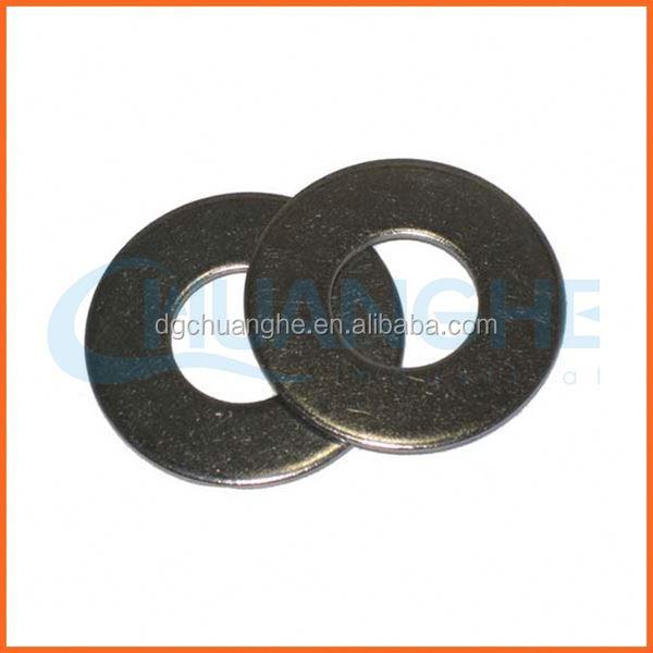 Factory Price Customized Aluminium Flat Washer