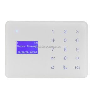 DIY Security Protection Home Automation GSM Alarm System