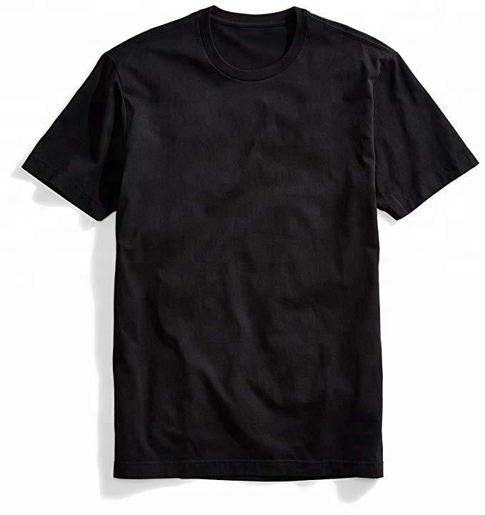 Plain Man 100% Cotton Custom T Sablon Kaos Terbaru Kemeja Dalam Jumlah Besar Desain Pria Tshirt