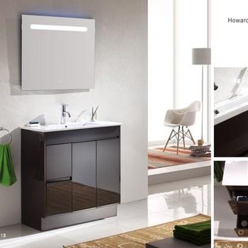 Modern Low Cost Built In Space Saving Bathroom Vanities