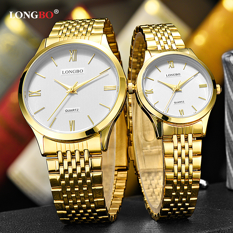 Longbo Brand Pair Fast <strong>Delivery</strong> Stock Luxury Business Watch at Wholesale Price