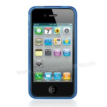 Mobile phone case, pure TPU for iPhone 4/4S case