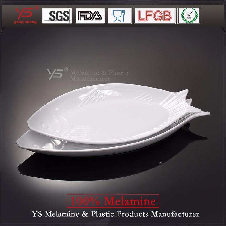 Multi size imitation porcelain fish shaped plates & Multi Size Imitation Porcelain Fish Shaped Plates - Buy Porcelain ...