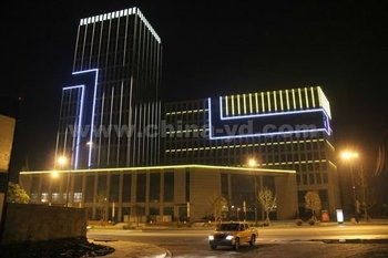 Led Building Facade Lighting Warm Color Outdoor Product On Alibaba