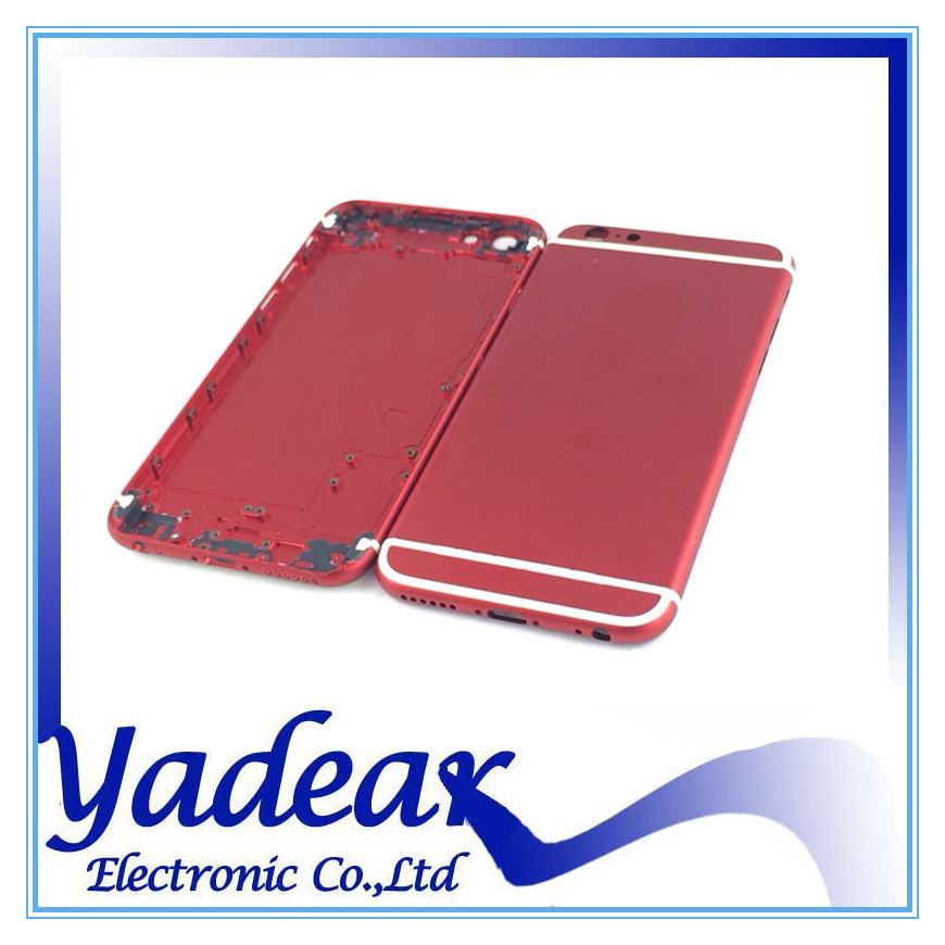 China shenzhen yadear high quality Rear housing cover for apple iphone 6