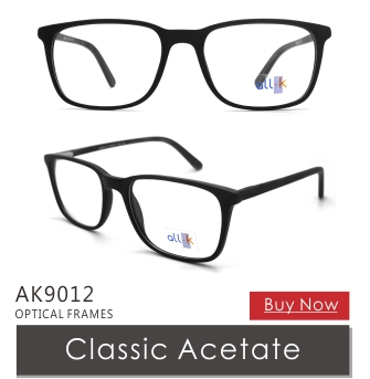 KK3019 Unisex New Model Italian Designer Eyeglass Retro Acetate Full Rim Eyeglasses Frames in Stock