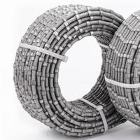 Diamond Concrete Cutting Wire Saw Rope for Cutting Reinforced Concrete