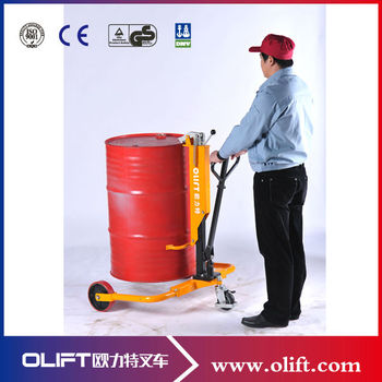 55 gallon manual drum lifter oil drum handling trolley for 55 gallon motor oil prices