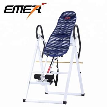 Table D Inversion Pliable Ab Core Cavalier Machine D Exercice