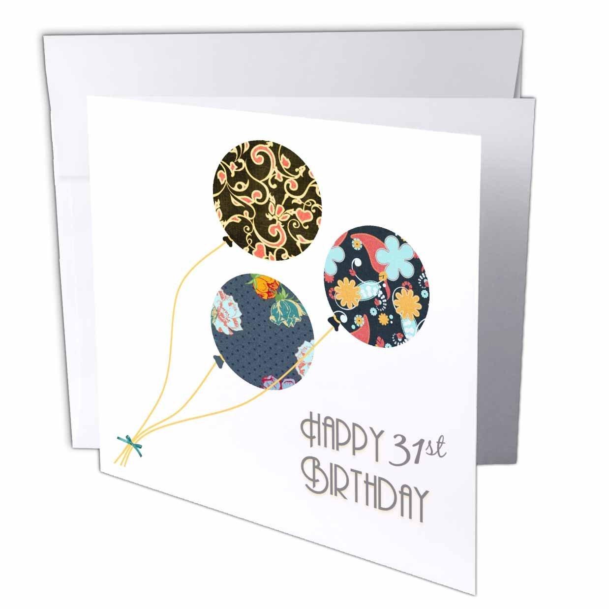 Buy Inspirationzstore Occasions Happy 31st Birthday Modern