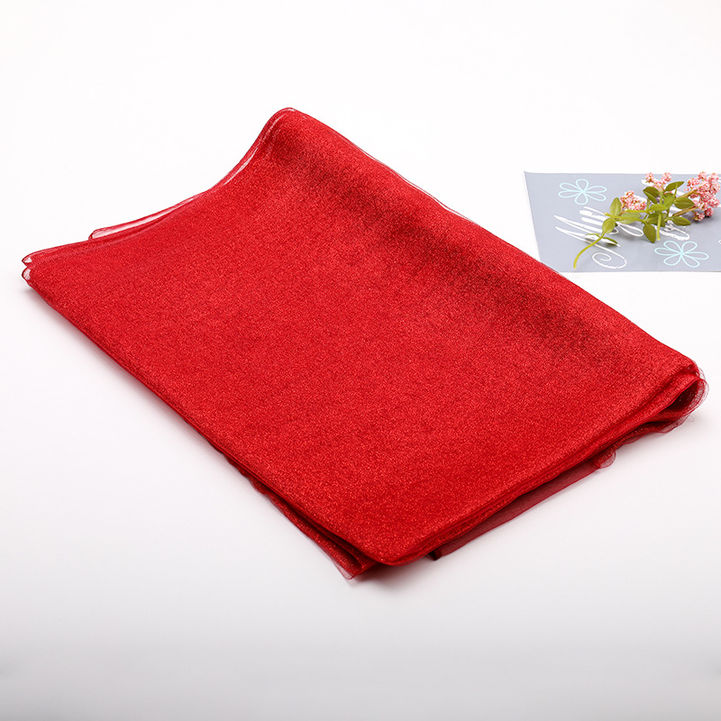 Latest High Quatiry Pure Color Beach Travel Pillow Viscose Scarf