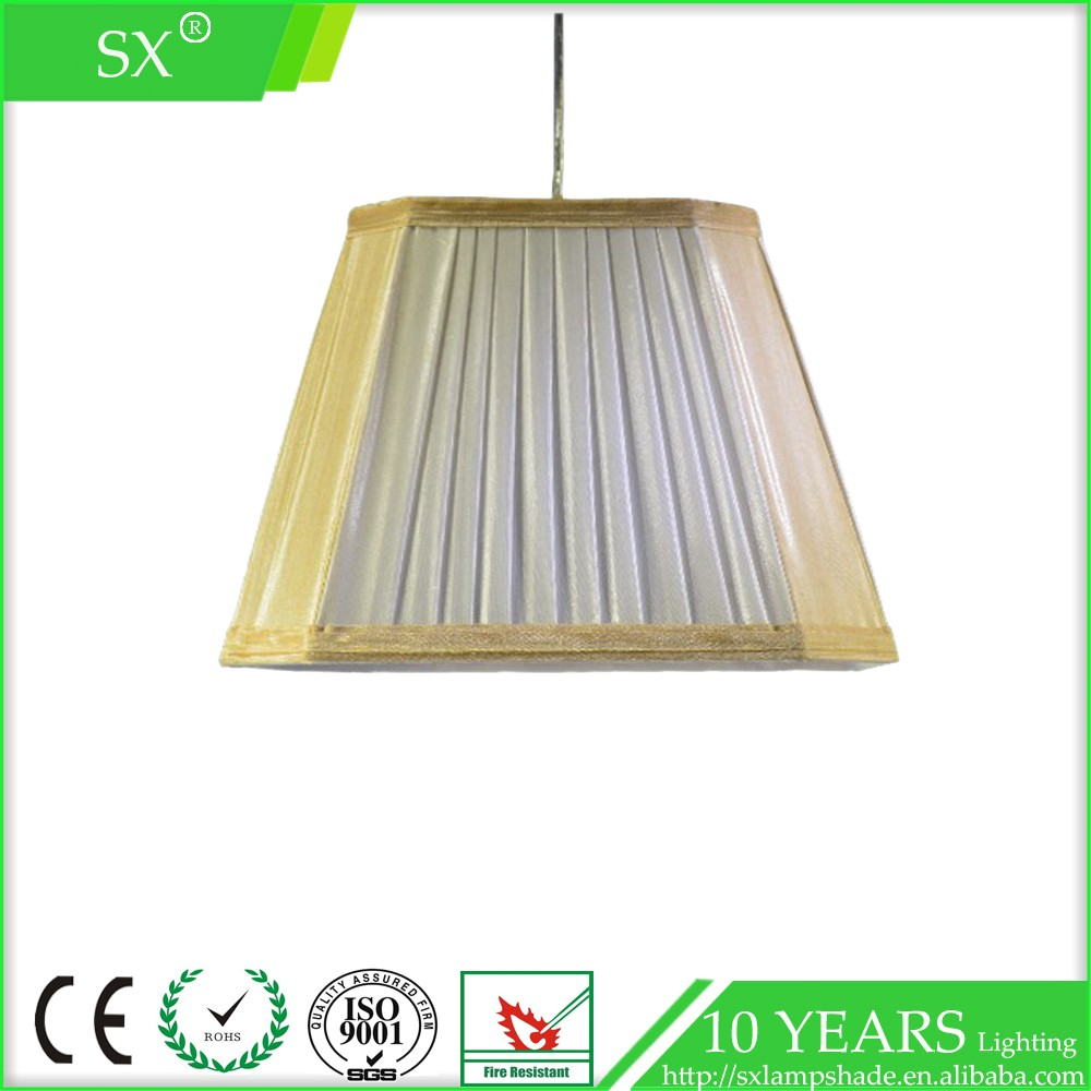 Modern square fabric pleated wire frames led tiffany parts solar modern square fabric pleated wire frames led tiffany parts solar lamp shade greentooth Image collections