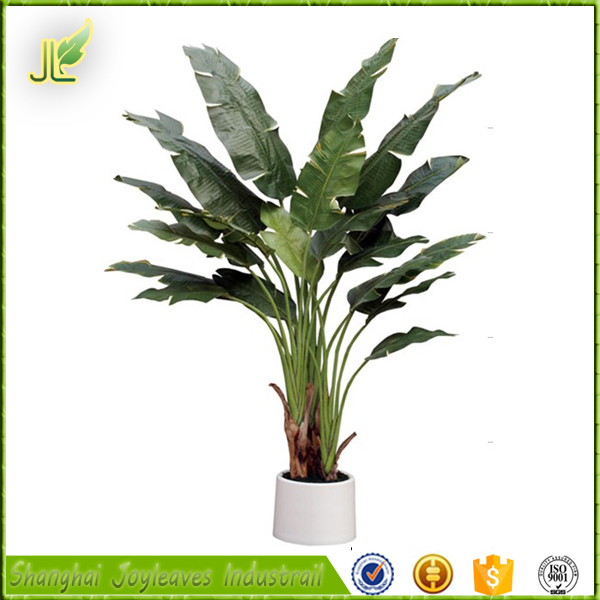 high simulation plastic evergreen customized artificial banana tree