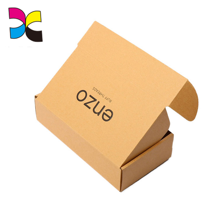 OEM design logo printed socks packaging custom eyelash box