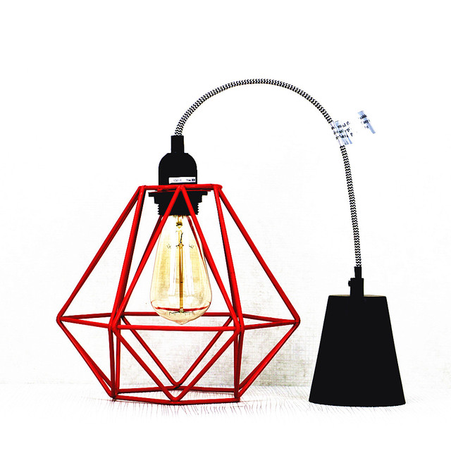Buy cheap china table lamp shade red products find china table lamp red wire frame non electric table lamp modernpendent table lamp shade greentooth Gallery