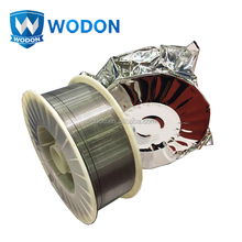 Hardfacing flux cored wear resistant welding wire for cement vertical mill repairing model WD-100A 2,4mm