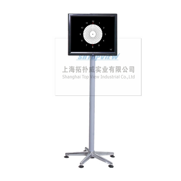 LCD-190 chart projector optometry