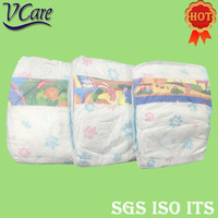 High Quality Cheap Price 3-6 Months Newborn Size Baby Diaper