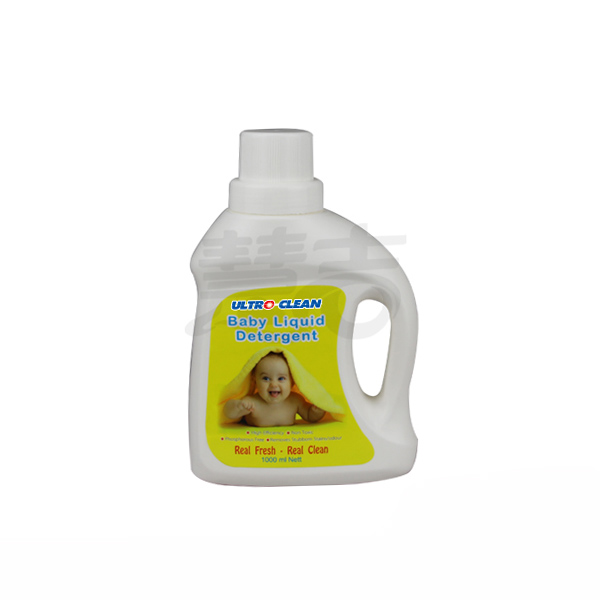 1L Antibacterial Organic Baby Laundry Detergent China Factory