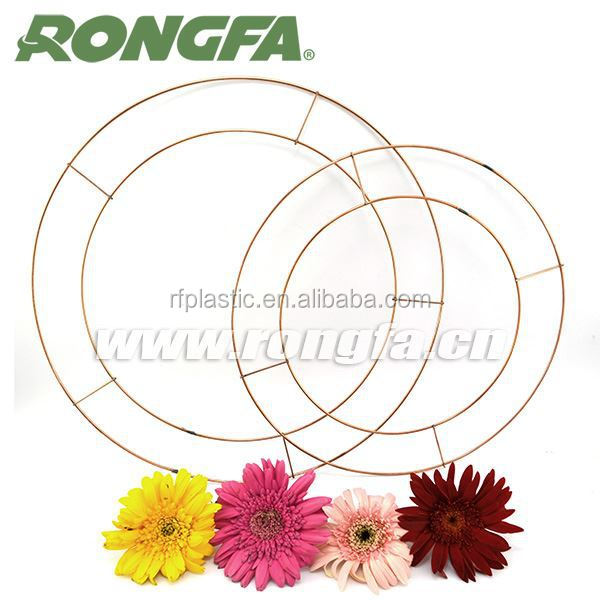 wholesale metal wire wreath frame for garden use buy wire wreath framemetal framemetal wreath frame wholesale product on alibabacom - Wire Wreath Frame Wholesale