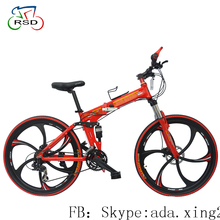 "China alibaba 20""/24""/26""folding bike adult bicycle/portable fold bike/ fold bike 6/7/21 speed with steel material"