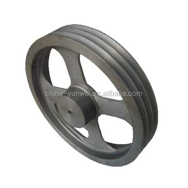 Excellent quality Various Sizes Casting Iron Curtain Pulley
