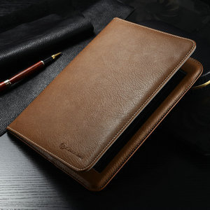 Brand new Leather pad case for ipad air 2, lower price for ipad air 2