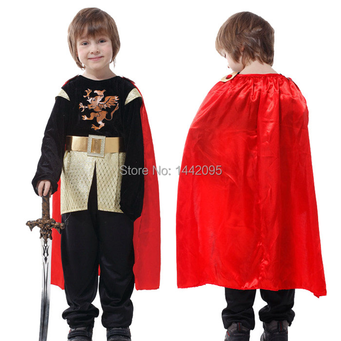 Get Quotations · Warrior Costume For Boys Halloween Prince Cosplay Costumes For Kids Christmas Carnival Costumes For Children  sc 1 st  Alibaba & Cheap Kids Prince Costume find Kids Prince Costume deals on line at ...