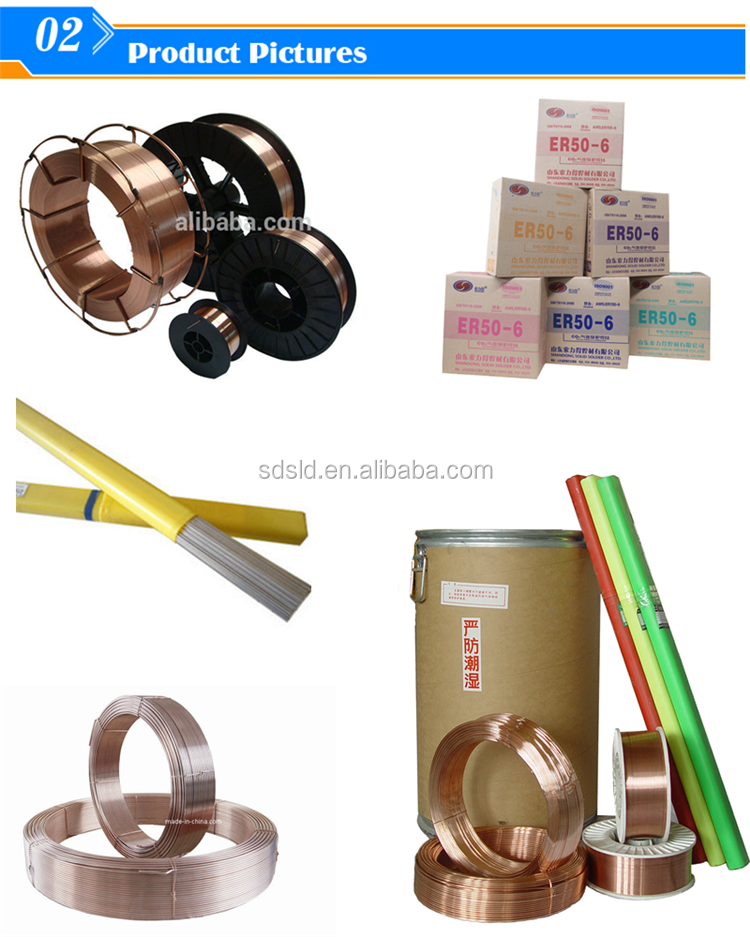 Good Price Kawat Las Feicheng Welding Wire As Sg2 Er70s-6 Co2 Mig ...