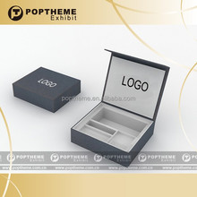 Wholesale Handmade Luxury glasses storage box,PU leather box