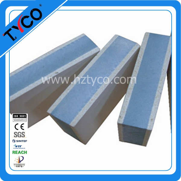 Thermal insulation mobile home 3d wall panel pu sandwich panel