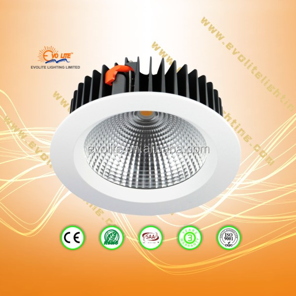 High power cob led ceiling light 55w led downlight cob led downlight IP65